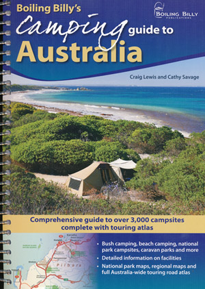 Camping Guide to Australia Edition 1 Boiling Billy Spiral