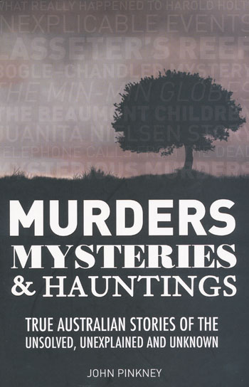 Murders Mysteries and Hauntings
