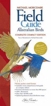 Field Guide to Australian Birds Compact Edition