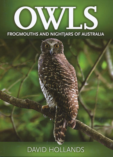 Owls  Frogmouths and Nightjars of Australia