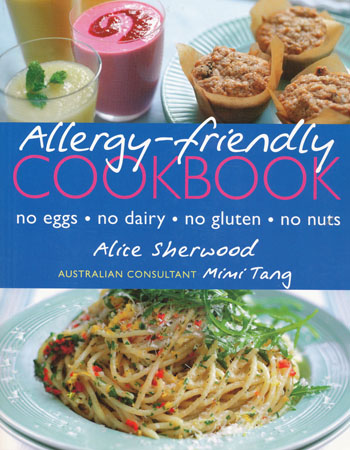 Allergy Friendly Cookbook