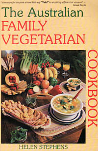 The Australian Family Vegetarian Cookbook