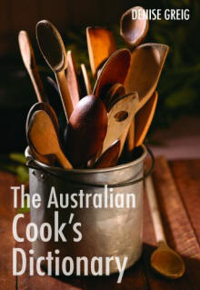 The Australian Cooks Dictionary
