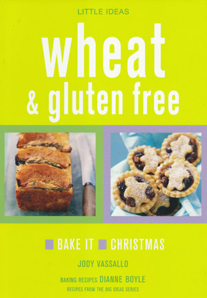 Wheat Gluten Free Bake It Christmas