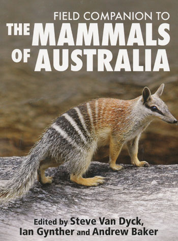 Field Companion to the Mammals of Austraia