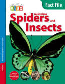 Australian Spiders and Insects Fact File
