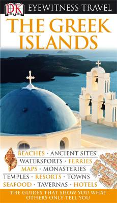 Greek Islands Eyewitness Guide