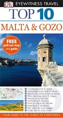 Malta and Gozo Top Ten Guide Eyewitness