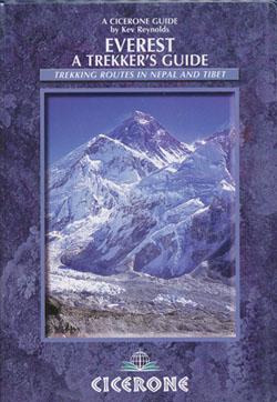 Everest Trekkers Guide Cicerone Edition 4