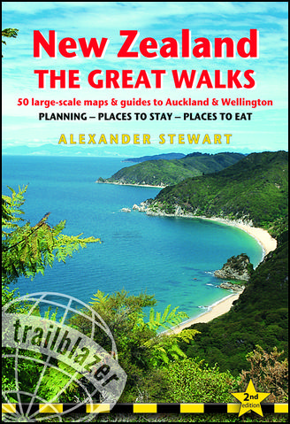 New Zealand Great Walks Trailblazer