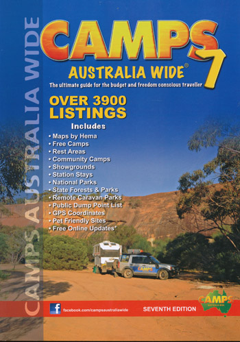 Camps Australia Wide 7 Perfect Bound