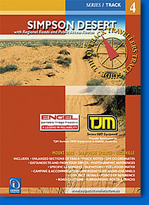 Simpson Desert Design Interaction