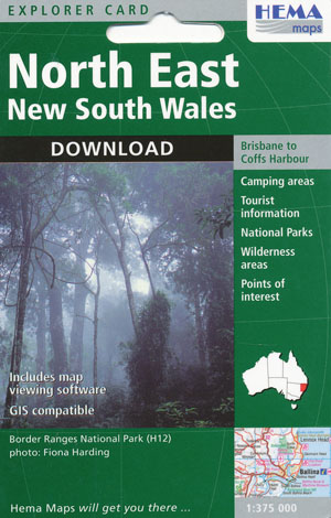 North East NSW Download Hema