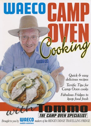 Camp Oven Cooking with Tommo