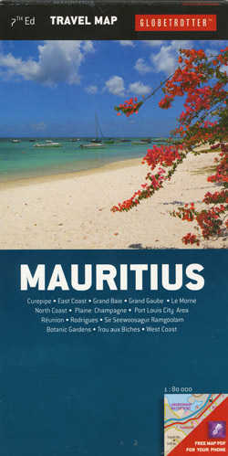 Mauritius Map Globetrotter