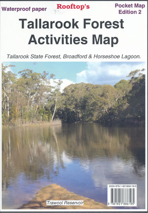 Tallarook Forest Activities Map Rooftop