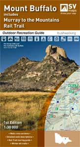 Mount Buffalo Map Spatial Vision