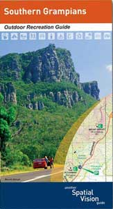 Southern Grampians Outdoor Recreation Guide Map Spatial Vision