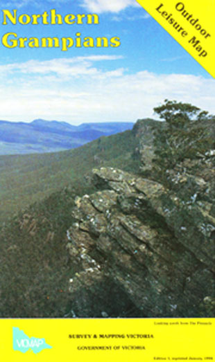 Northern Grampians Map ODL