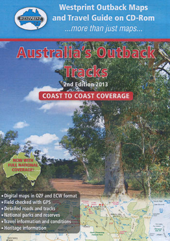 Australia's Outback Tracks DVD Edition 2 Westprint