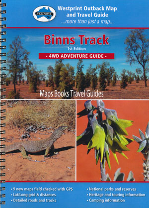 Binns Track 4WD Adventure Guide Westprint