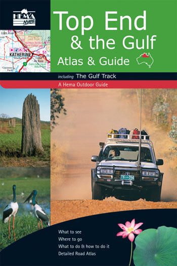 Top End and Gulf Atlas and Guide Hema