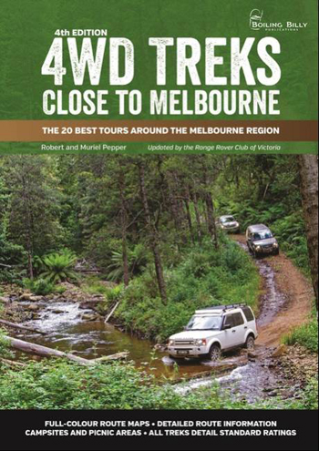 4WD Treks Close to Melbourne Boiling Billy Spiral