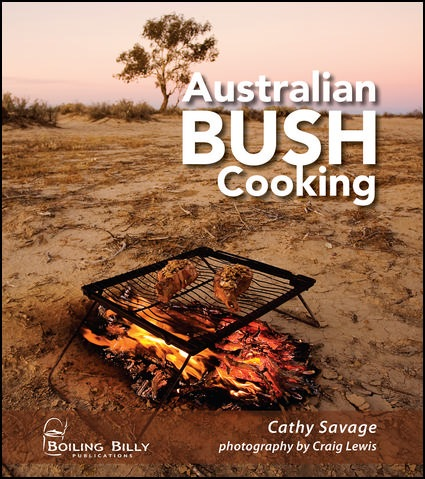 Australian Bush Cooking Boiling Billy Spiral
