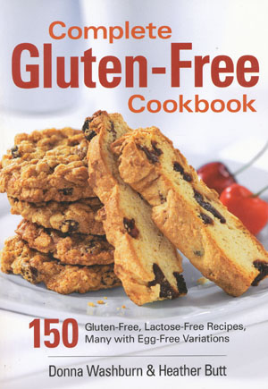 Complete Gluten Free Cookbook