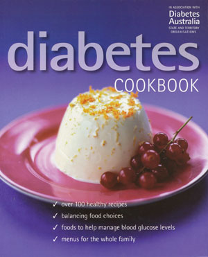 Diabetes Cookbook Diabetes Australia