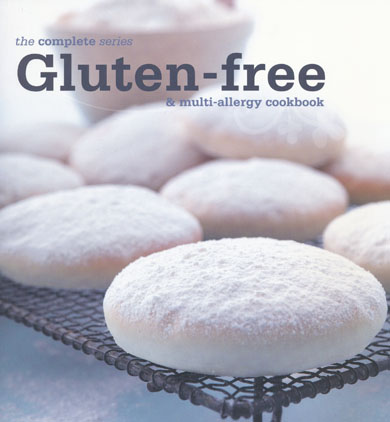 Gluten Free and Multi Allergy Cookbook