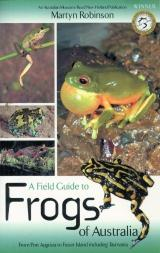 Field Guide to Frogs of Australia  Robinson