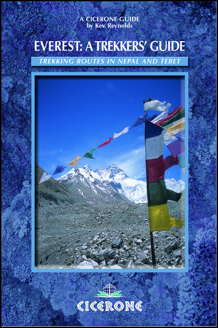 Everest Trekkers Guide Cicerone Edition 3