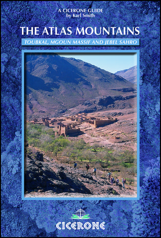 Trekking in the Atlas Mountains Cicerone