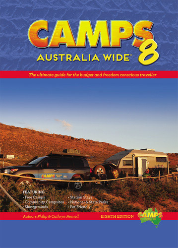 Camps Australia Wide 8 Perfect Bound