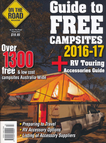 Guide to Free Campsites 2016 - 2017