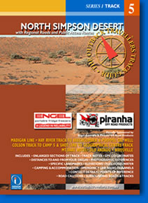 North Simpson Desert Design Interaction