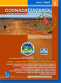 Oodnadatta Track Design Interaction