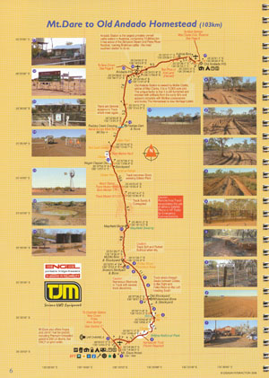 Oodnadatta to Alice Springs Design Interaction