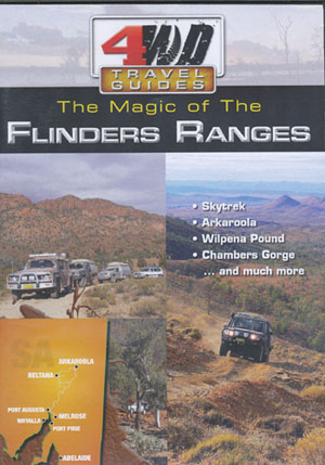 Flinders Ranges 4WD Travel Guides DVD