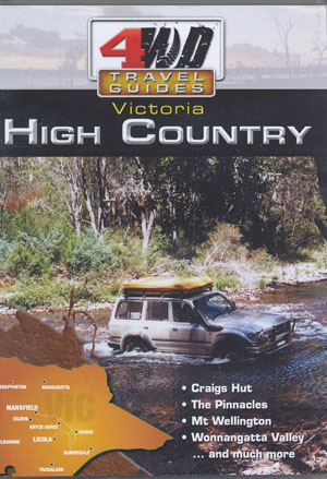 High Country Victoria 4WD Travel Guides DVD