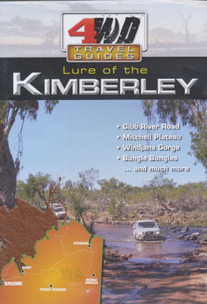 Kimberley 4WD Travel Guides DVD