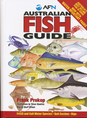 Australian Fish Guide Hardback Edition