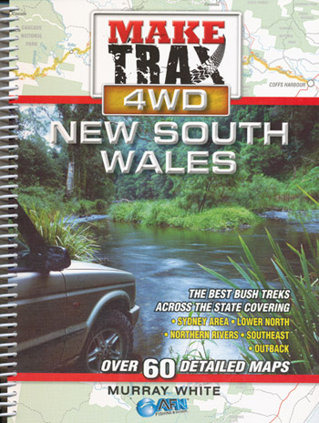 Make Trax 4WD New South Wales AFN Spiral