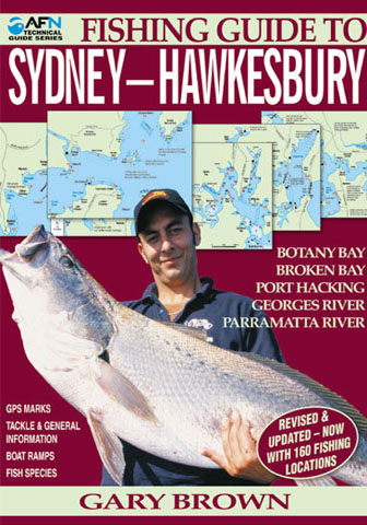 Sydney Hawkesbury Fishing Guide AFN