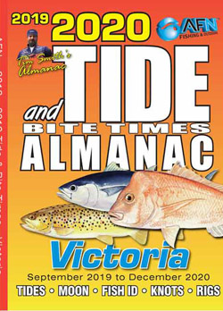 Tide Table 2020 Victoria