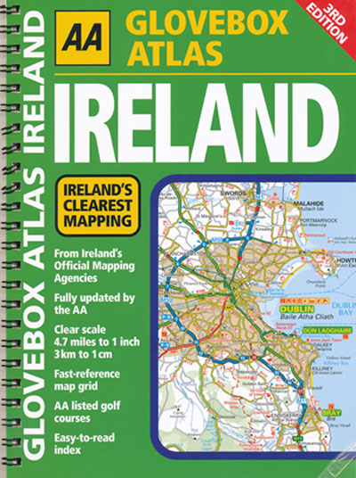 Ireland Glovebox Atlas Spiral AA