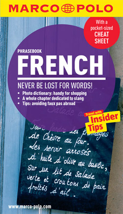 French Phrasebook Marco Polo