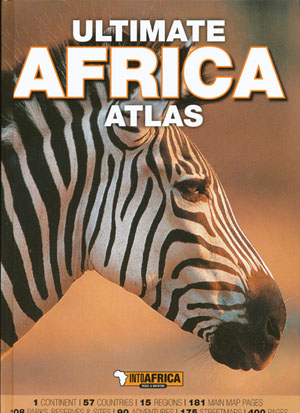 Africa Ultimate  Atlas MapStudio