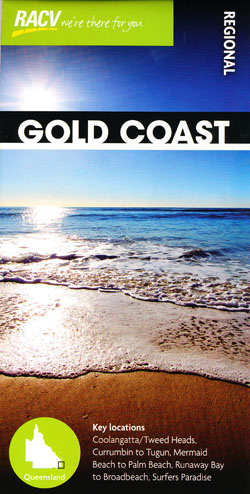 Gold Coast Map RACV